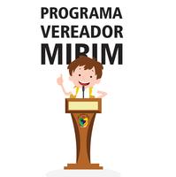 23 alunos inscritos no Projeto Vereador Mirim