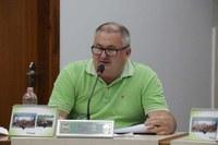 Vereador Suplente Marino Spies assume por um mês