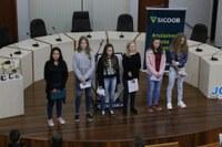 JCI realiza final do concurso Oratória nas Escolas no auditório da Câmara